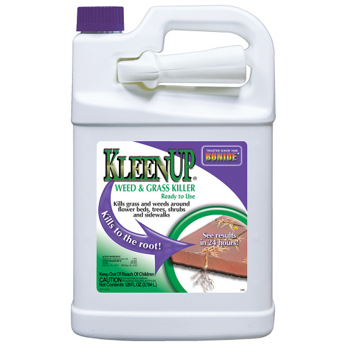 KleenUp® Weed & Grass Killer Ready-To-Use - 1 gallon