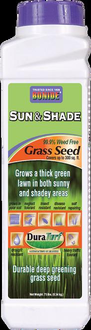 Sun & Shade Grass Seed - 0.75 lb