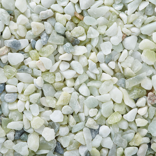 Jade Bean Pebbles Jar - 5 lb