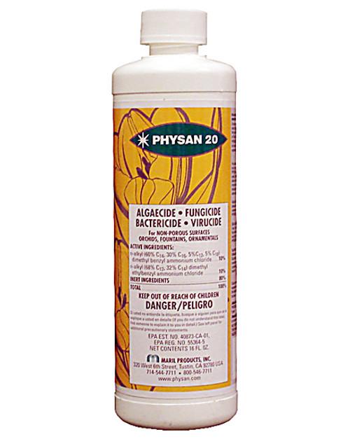 Physan 20 Fungicide - 16 oz