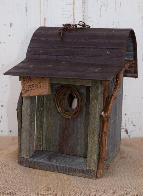 Birdhouse For Wrent