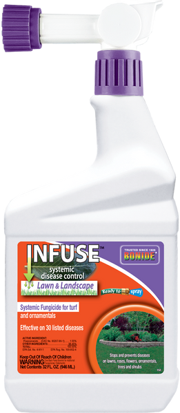 Infuse® Systemic Disease Control Lawn & Landscape Ready-To-Spray - 32 oz