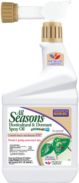 All Seasons® Horticultural Oil Ready-To-Spray - 32 oz