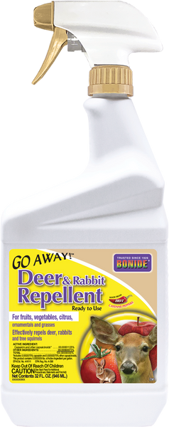 Go Away!® Deer & Rabbit Repellent Ready-To-Use - 32 oz