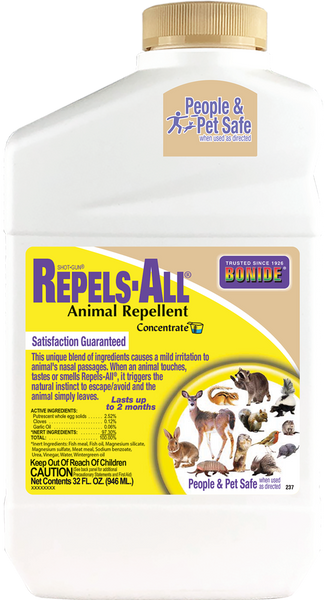 Repels-All® Animal Repellent Concentrate - 32 oz