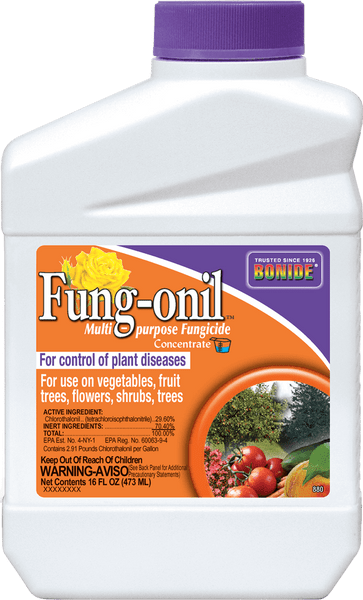 Fung-onil® Fungicide Concentrate - 16 oz