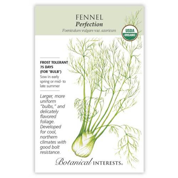 Perfection Fennel Seeds Organic