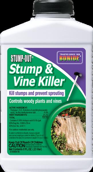 Stump & Vine Killer - 8 oz