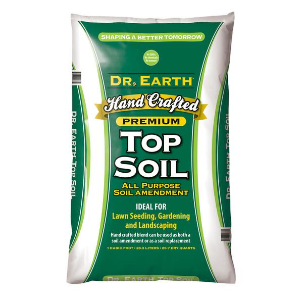 Dr. Earth Premium Top Soil - 1.0 cf
