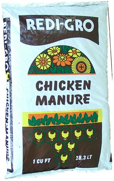 Redigro Chicken Manure - 1 cf