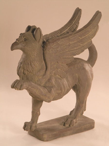 """Griffin Standing (Bw9¾""""Bd19½"""")"""