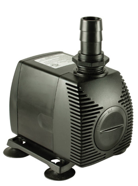 """Pump 1320 Gph Mag-Drive (1""""/6') 20' Cord"""