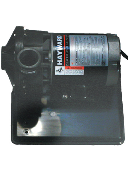 Pump 2400 Gph Direct-Drive 5' (Exterior with Filter)
