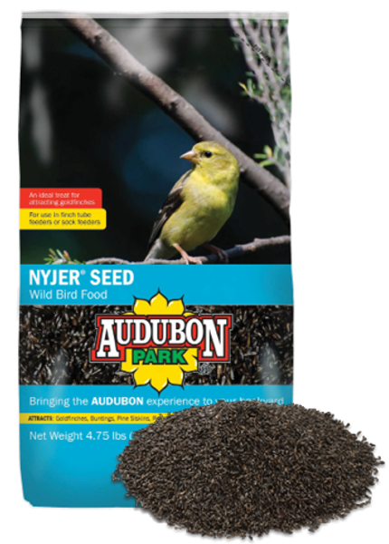 Audubon Nyjer Seed - 4.75 Lb