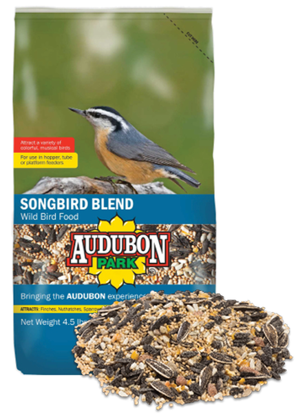 Audubon Songbird Blend - 4.5 Lb