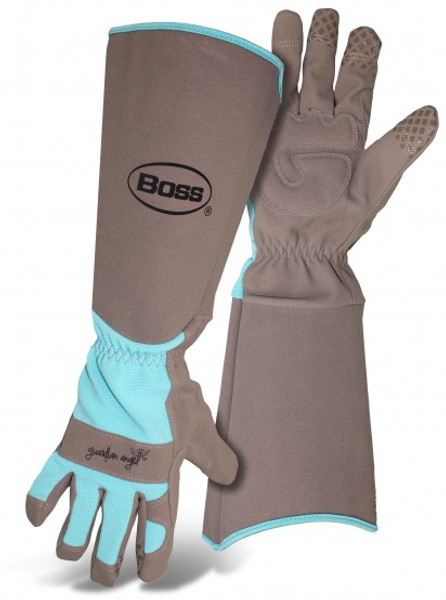 Boss® Guardian Angel Extended Sleeve Ladies' Garden Gloves - Teal - Small