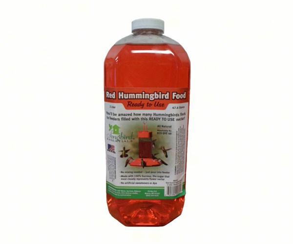 Songbird Essentials Red Hummingbird Nectar Ready To Use - 32 Oz