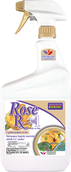 Rose Rx® 3-in-1 Spray Ready-To-Use - 32 oz