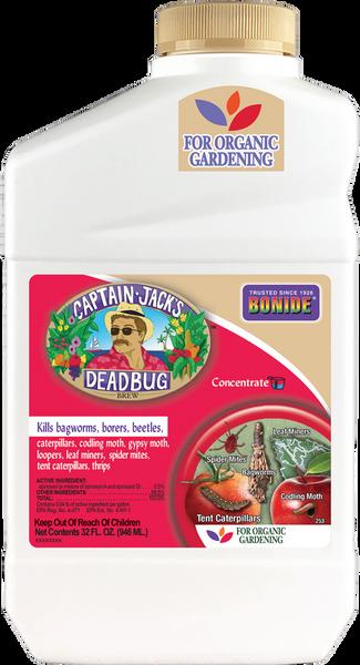 Captain Jack's Deadbug Brew® Concentrate - 32 oz