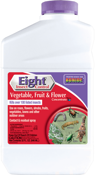 Eight® Vegetable, Fruit, & Flower Concentrate - 32 oz