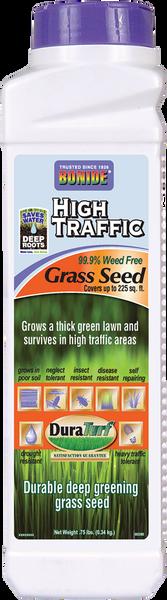 High Traffic Grass Seed - 0.75 lb