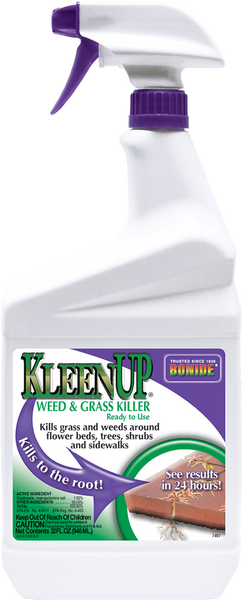 KleenUp® Weed & Grass Killer Ready-To-Use - 32 oz