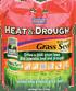Heat & Drought Grass Seed - 7 lbs