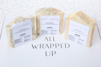 Little Luxuries Bath Soap Trio