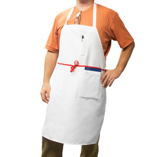 Bib Apron  2 Pockets and Pencil Pocket