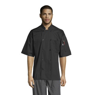 Delray Chef Coat with Mesh Back by Uncommon Threads