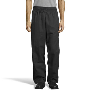 Classic Chef Pants with 3 inch Waist by Uncommon Threads