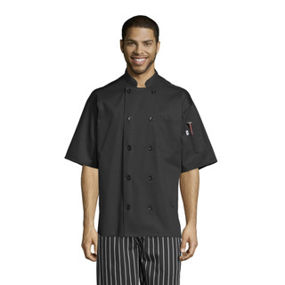 Montego Chef Coat with Mesh Back by Uncommon Threads
