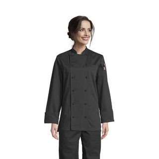 Women's Navona Chef Coat by Uncommon Threads