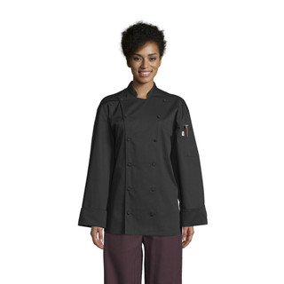 Barbados Chef Coat with Mesh Back by Uncommon Threads