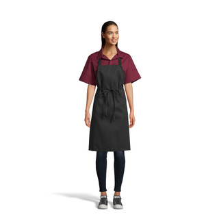 Mid-Length Bib Apron by Uncommon Threads