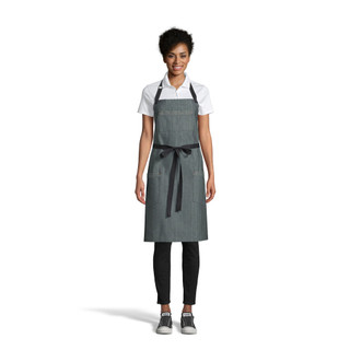 Renegade Bib Apron by Uncommon Threads