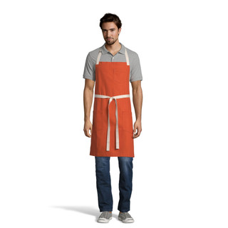 Vibe Bib Apron by Uncommon Threads