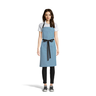 Aura Bib Apron by Uncommon Threads