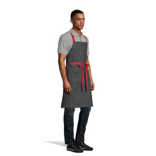 Deviate Bib Apron by Uncommon Threads