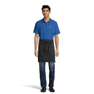 2 Section Pocket Half Waist Apron by Uncommon Threads