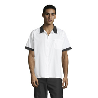 Trimmed Utility Shirt by Uncommon Threads