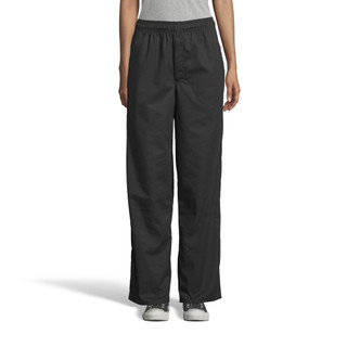Classic Chef Pants with 2 inch Waist by Uncommon Threads