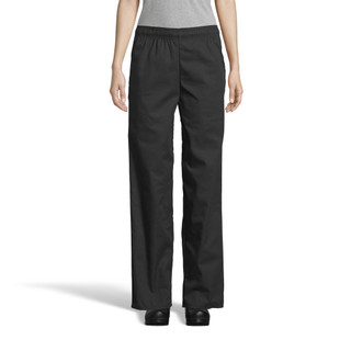 Traditional Chef Pants with 2 inch Waist by Uncommon Threads