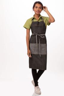 Manhattan Bib Apronby Chef Works