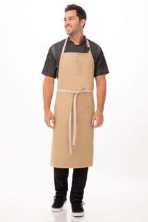 Austin Chefs Bib Apronby Chef Works