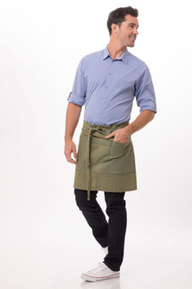 Uptown Half Bistro Apronby Chef Works