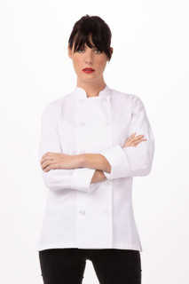 Womens Le Mans Chef Coatby Chef Works