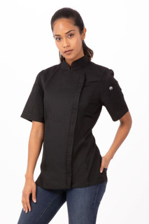 Womens Springfield Chef Coatby Chef Works