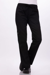 Womens Cargo Chef Pantsby Chef Works