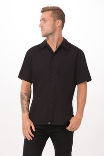 Genova Cafe Shirt by Chef Works